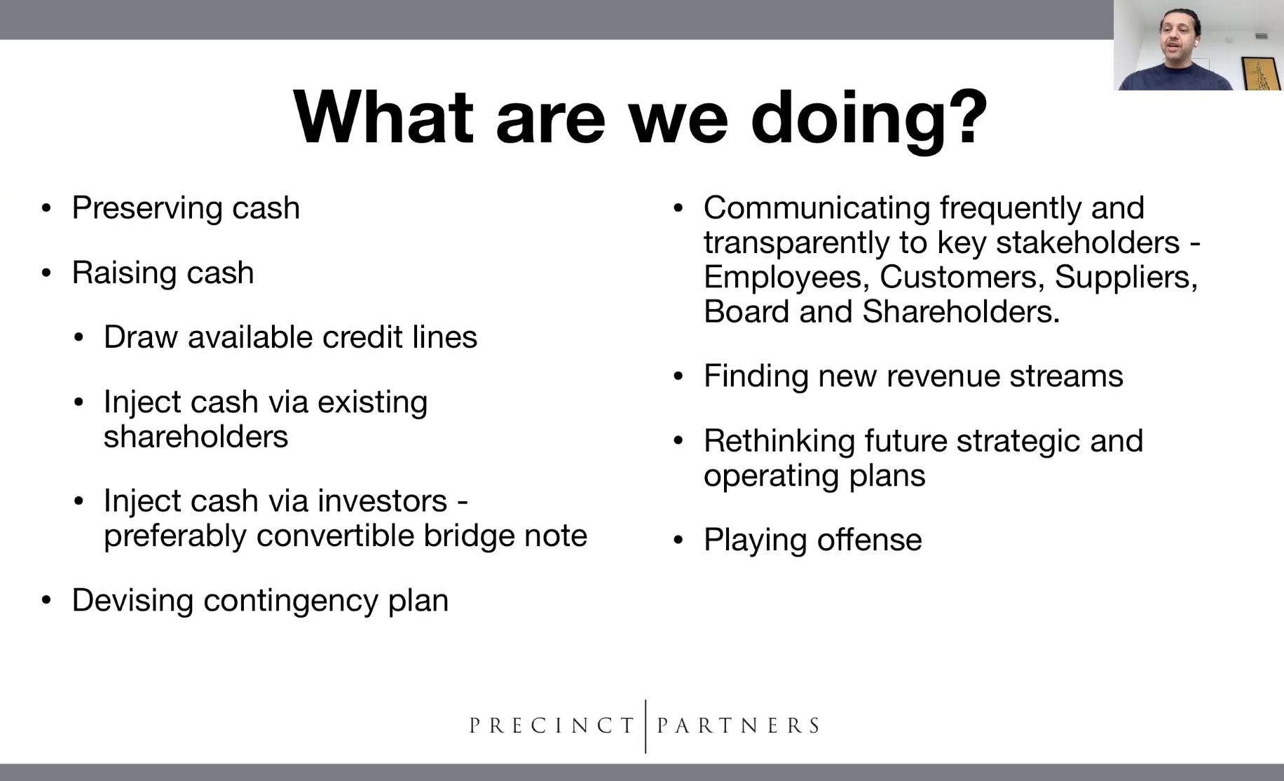 Webinar   Opportunities in Crisis? How Investors Navigate the Global Pandemic