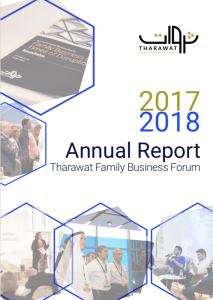 Tharawat Family Business Forum Annual Report 2018